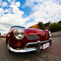 red karmann by codeboy