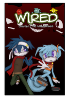 Wired Issue 1 Cover by Cyane-ei
