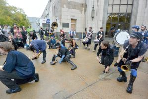 2014 Honk Festival, Chaotic Noise In Silence 4 by Miss-Tbones