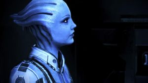 Liara T'Soni Alternative by CoR3Bu