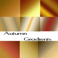 Autumn Gradients by snathaid-mhor
