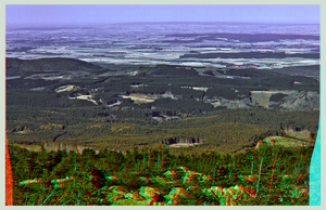 Nationalpark Hochharz ::: DRi Anaglyph 3D by zour