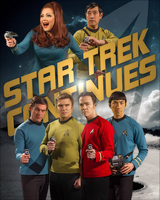 Star Trek Continues Poster 012 by PZNS