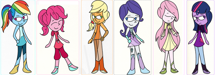 Crystal Six Poster by Queen-Of-Purple