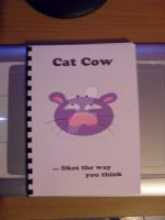 Cat Cow Journal by DraconianRain
