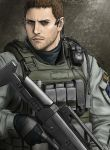 Captain Redfield by talaybaa