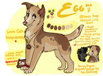 Egg {Official 2013 Ref} by onlyhalfpigeon