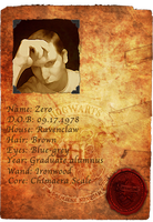 My Harry Potter ID by all-one-line