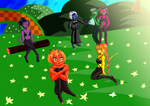 Request- Chaotic Six by Katidid1992
