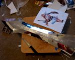 Sophitia Soul Calibur sword by AlisaKiss