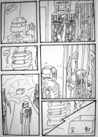 Dead Space Isaacs pet _ page 1 by fox-xy