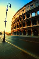 colosseum by PaLiAnCHo
