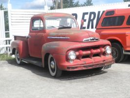 Ford truck in Pick Nick by VWStiti