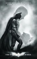 The Dark Knight Rises by Cetosc