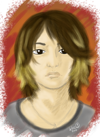 OOR: Ryota portrait 2 by hkepoetry