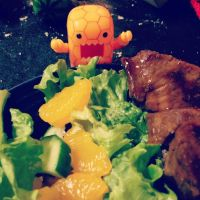 Meat and veggies!!! 35/365 by PiliBilli