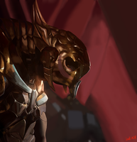 Halo 5: Arbiter by Bloodfire09