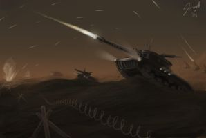 Tank Charge by Helgezone