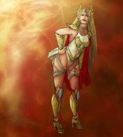 Back From the Past: She-ra, Princess of Power by SelinaSage