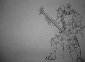 The Chaos Bard by Jreeds