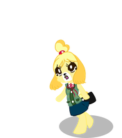 Isabelle by Kisa94
