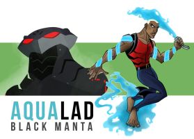 52:13 Aqualad by CaptainUnobservant
