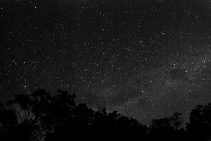night sky by SLE375-Photos