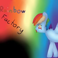 Rainbow Factory by Staubstern