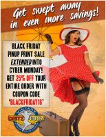 Black Friday sale EXTENDED through tomorrow! by warbirdphotographer