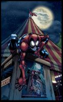 Marvel Adventures Spidey XGX by knytcrawlr