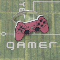 Pink Playstation Controller Ring by PlayBox-Designs