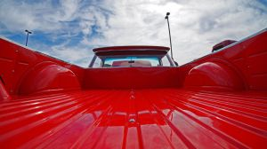 Red El Camino Bed by tundra-timmy