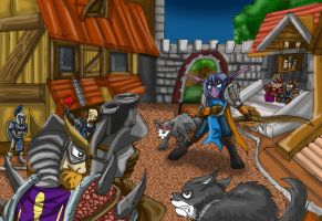 Warcraft fanfiction pic 1 by MikeOrion