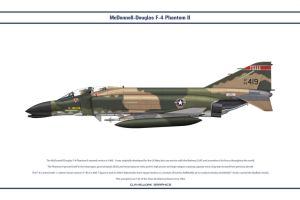 F-4C Texas ANG 1 by WS-Clave