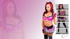Christy Hemme - WWE Wallpaper by 0PT1C5