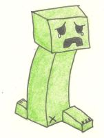 Gimpy Little Creeper by Flareblade2000