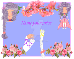 Name your price adopt: CLOSED by CoccineIIa