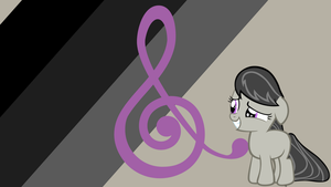 - Filly Octavia Wallpaper - by Ponyphile