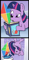 MLP: Flying a kite (Commissioned) by tan575