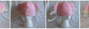 Audino Tabunne Pokemon Hat by cutekick