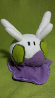Goomy first plushie by PumpkinTailorings
