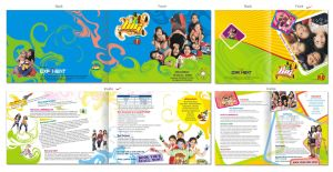Brochure for Kids event by sandeep-m
