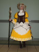 Lissa cosplay debut G-anime 2014 #1 by roseannepage