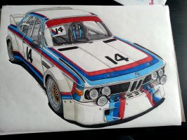 BMW N14 by Mauxdesign