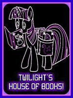 Twilight's House of Books by snakeman1992