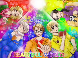 Hetalia the Beautiful World Countdown: Day 66 by kahochanlenkunlovers