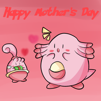 Happy Mother's Day (SPEED PAINT INCLUDED) by thegamingdrawer