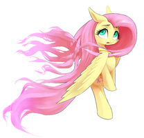 Fluttershy by 30clock
