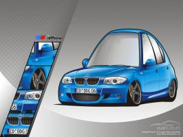 BMW 130i M Sport by idhuy