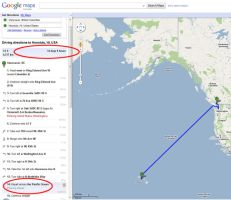 How to get to Hawaii..? by Otone